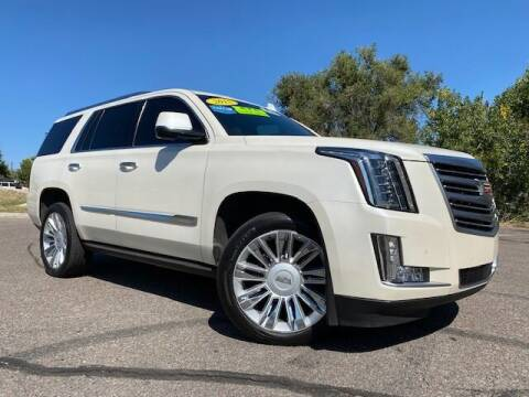2015 Cadillac Escalade for sale at UNITED Automotive in Denver CO