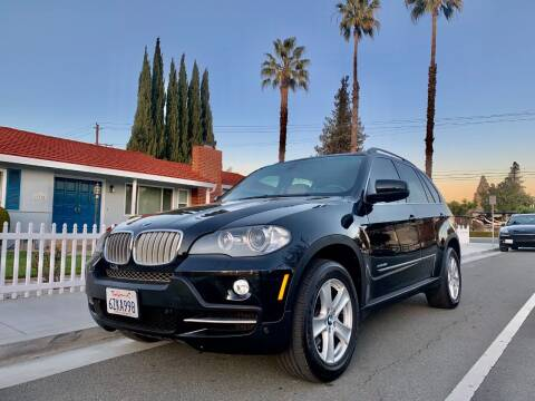 2010 BMW X5 for sale at OPTED MOTORS in Santa Clara CA