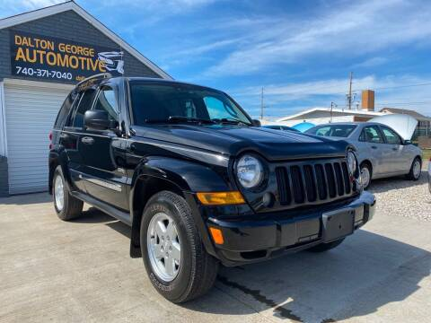2006 Jeep Liberty for sale at Dalton George Automotive in Marietta OH