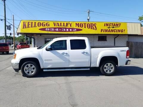 2012 GMC Sierra 1500 for sale at Kellogg Valley Motors in Gravel Ridge AR