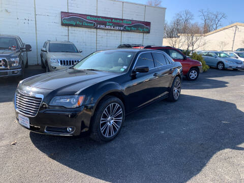 2013 Chrysler 300 for sale at Boardman Auto Mall in Boardman OH