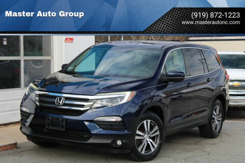 2016 Honda Pilot for sale at Master Auto Group in Raleigh NC