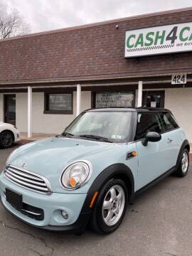 2011 MINI Cooper for sale at Cash 4 Cars in Penndel PA