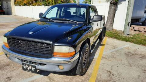 2001 Dodge Dakota for sale at Autos by Tom in Largo FL