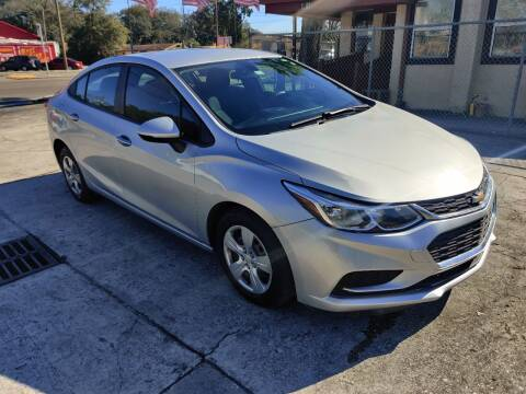 2017 Chevrolet Cruze for sale at Advance Import in Tampa FL