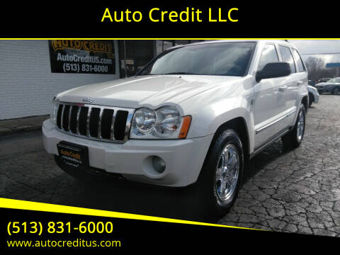 2005 Jeep Grand Cherokee for sale at Auto Credit LLC in Milford OH