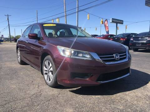 2014 Honda Accord for sale at Instant Auto Sales in Chillicothe OH
