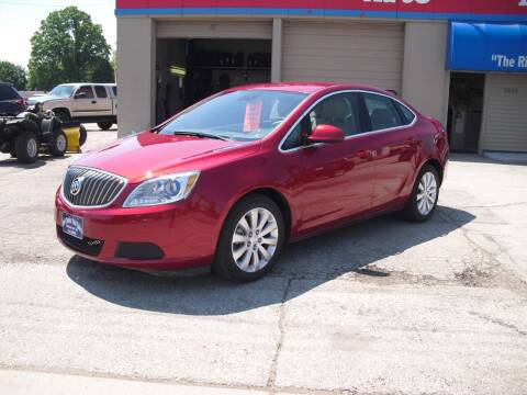 2016 Buick Verano for sale at 1st Choice Auto Inc in Green Bay WI
