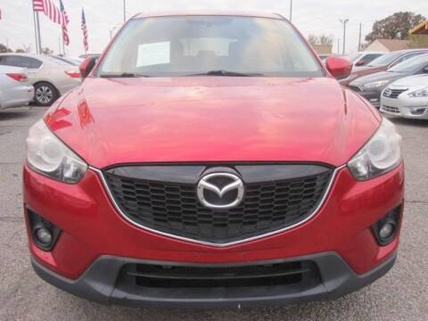 2015 Mazda CX-5 for sale at T & D Motor Company in Bethany OK