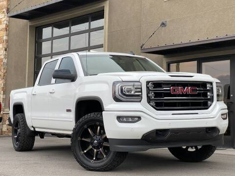 2017 GMC Sierra 1500 for sale at Unlimited Auto Sales in Salt Lake City UT