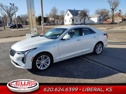 2021 Cadillac CT4 for sale at Lewis Chevrolet Buick Cadillac of Liberal in Liberal KS