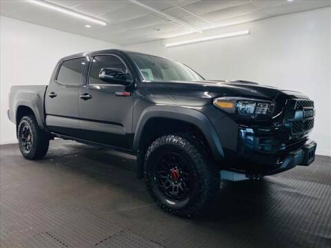 2019 Toyota Tacoma for sale at Champagne Motor Car Company in Willimantic CT