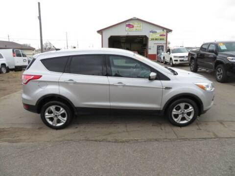 2013 Ford Escape for sale at Jefferson St Motors in Waterloo IA