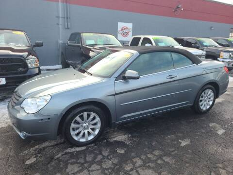 2010 Chrysler Sebring for sale at Stach Auto in Janesville WI