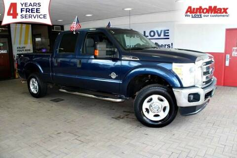 2016 Ford F-250 Super Duty for sale at Auto Max in Hollywood FL