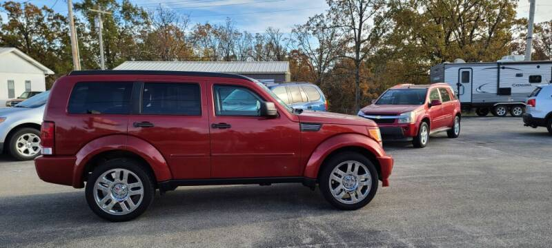 2010 Dodge Nitro for sale at Aaron's Auto Sales in Poplar Bluff MO