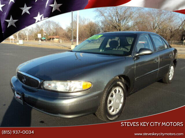 2005 Buick Century for sale at Steves Key City Motors in Kankakee IL