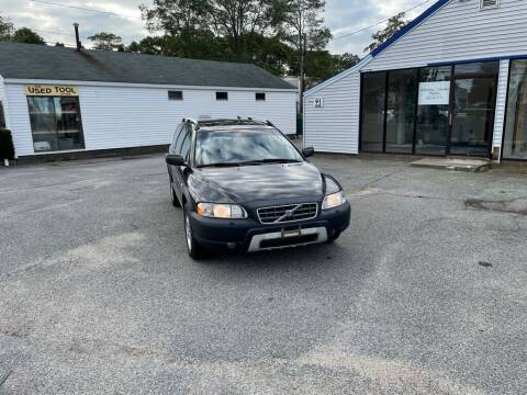 2006 Volvo XC70 for sale at HYANNIS FOREIGN AUTO SALES in Hyannis MA
