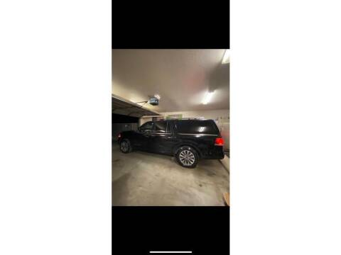 2016 Lincoln Navigator L for sale at STANLEY FORD ANDREWS in Andrews TX