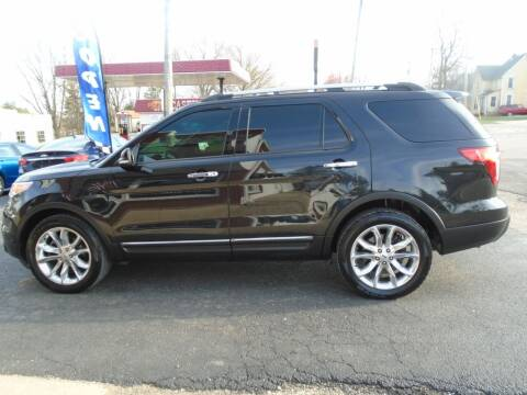 2014 Ford Explorer for sale at Nelson Auto Sales in Toulon IL