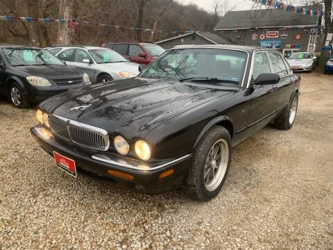 2002 Jaguar XJ-Series for sale at Korz Auto Farm in Kansas City KS