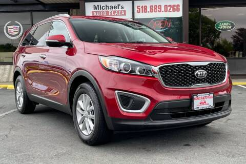 2018 Kia Sorento for sale at Michaels Auto Plaza in East Greenbush NY