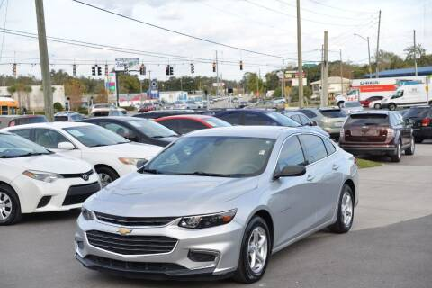 2016 Chevrolet Malibu for sale at Motor Car Concepts II - Kirkman Location in Orlando FL