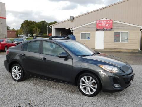 2010 Mazda MAZDA3 for sale at Macrocar Sales Inc in Akron OH
