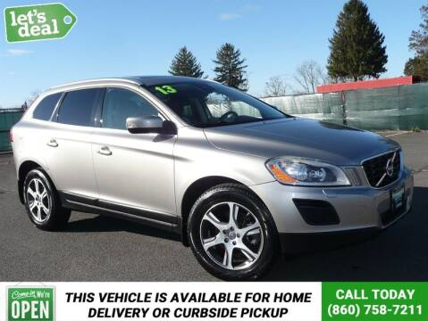 2013 Volvo XC60 for sale at Shamrock Motors in East Windsor CT