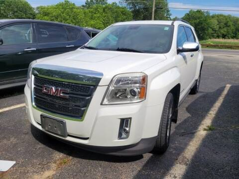2013 GMC Terrain for sale at Sussex County Auto Exchange in Wantage NJ