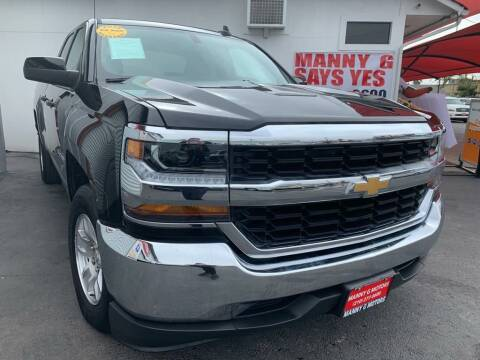 2019 Chevrolet Silverado 1500 LD for sale at Manny G Motors in San Antonio TX