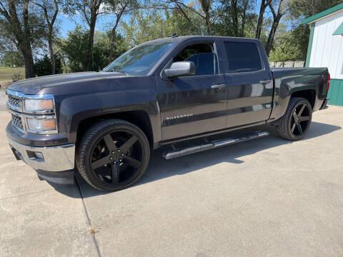 2014 Chevrolet Silverado 1500 for sale at Town & Country Motors Inc. in Meriden KS