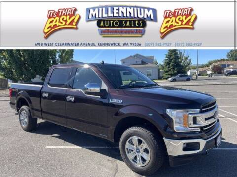 2020 Ford F-150 for sale at Millennium Auto Sales in Kennewick WA