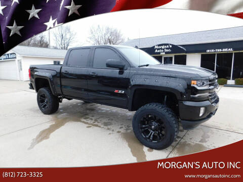 2017 Chevrolet Silverado 1500 for sale at Morgan's Auto Inc in Paoli IN
