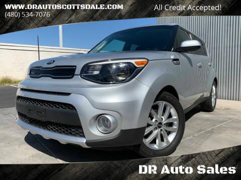 2018 Kia Soul for sale at DR Auto Sales in Scottsdale AZ