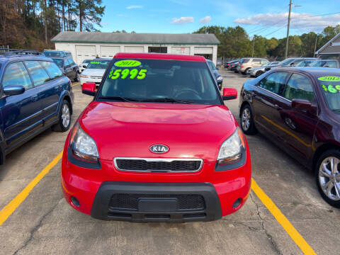 2011 Kia Soul for sale at Mc Grady Motor Co in Fayetteville NC