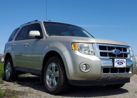 2011 Ford Escape for sale at A F SALES & SERVICE in Indianapolis IN