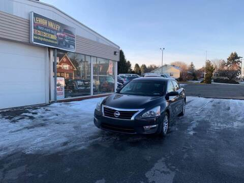 2013 Nissan Altima for sale at Lehigh Valley Truck n Auto LLC. in Schnecksville PA