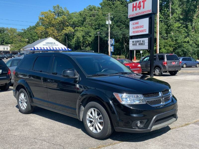2014 Dodge Journey for sale at H4T Auto in Toledo OH
