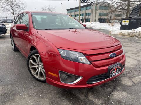 2011 Ford Fusion for sale at JerseyMotorsInc.com in Teterboro NJ