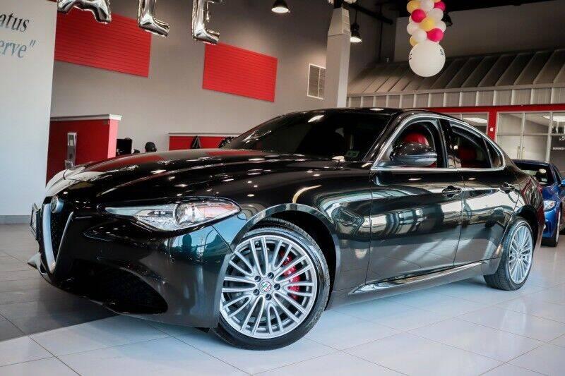 2017 Alfa Romeo Giulia for sale at Quality Auto Center in Springfield NJ