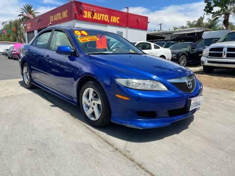 2004 Mazda MAZDA6 for sale at 3K Auto in Escondido CA