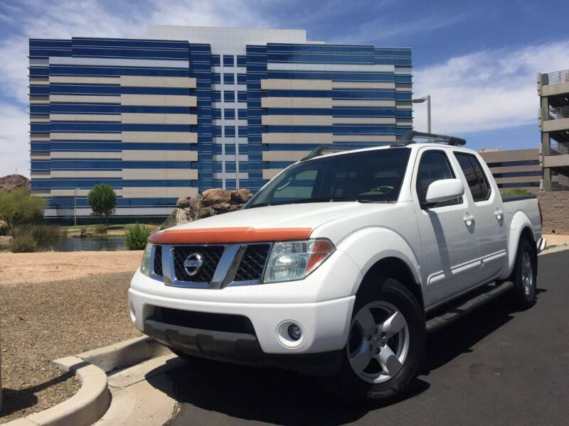 2005 Nissan Frontier for sale at Day & Night Truck Sales in Tempe AZ