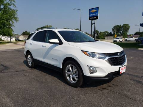 2019 Chevrolet Equinox for sale at Krajnik Chevrolet inc in Two Rivers WI