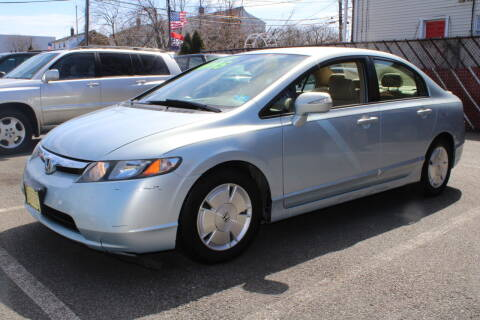 2006 Honda Civic for sale at Lodi Auto Mart in Lodi NJ
