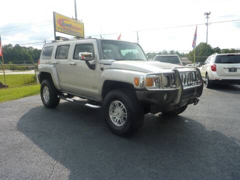 2006 HUMMER H3 for sale at Roswell Auto Imports in Austell GA
