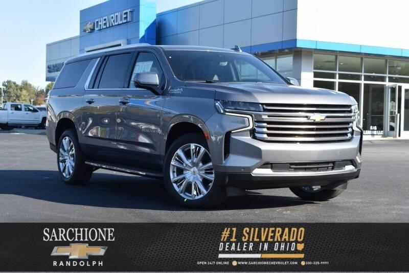 2021 Chevrolet Suburban for sale in Randolph, OH