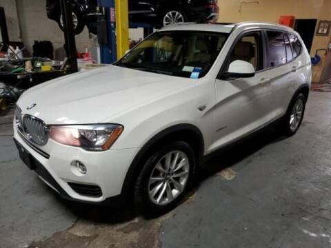 2016 BMW X3 for sale at Imotobank in Walpole MA