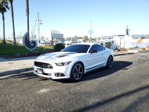 2017 Ford Mustang for sale at Imports Auto Sales & Service in Alameda CA