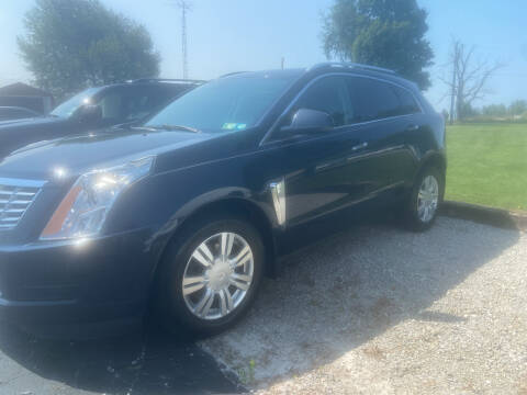 2015 Cadillac SRX for sale at EAGLE ONE AUTO SALES in Leesburg OH